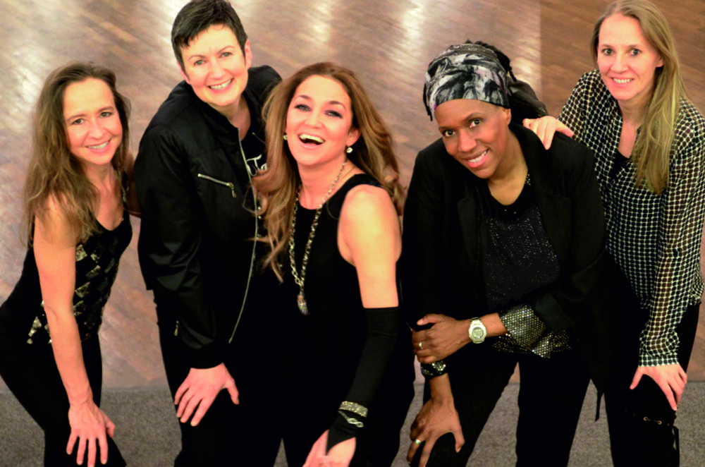 Partyband Night Nurses Quintett